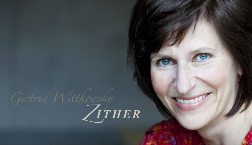 Gertrud Wittkowsky - Zither
